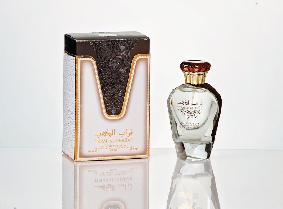 Parfum Arabesc Turab Al Dhahab dama, 100 ml