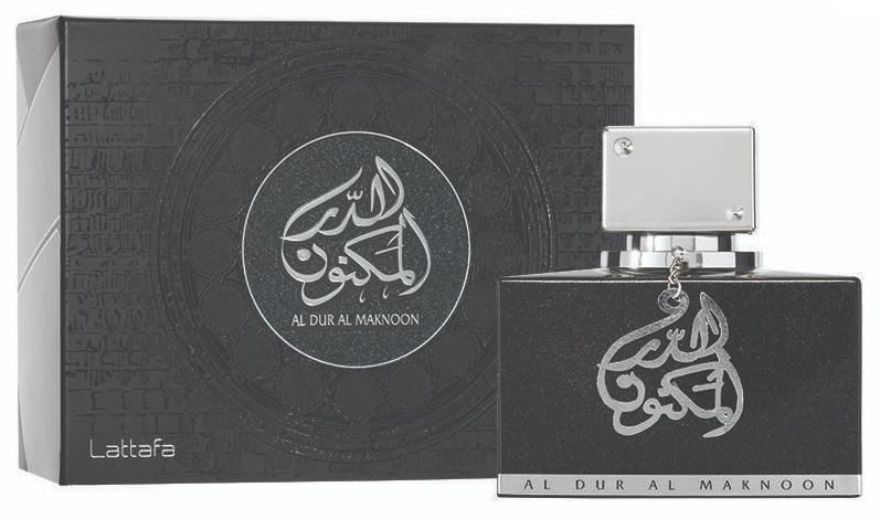 Parfum Arabesc Al Dur Al Maknoon Barbatesc 100 ml