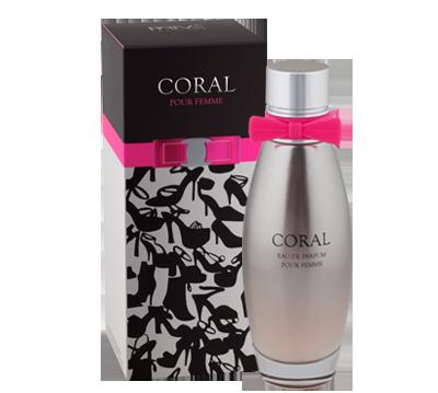 Parfum Arabesc Coral dama 95ml
