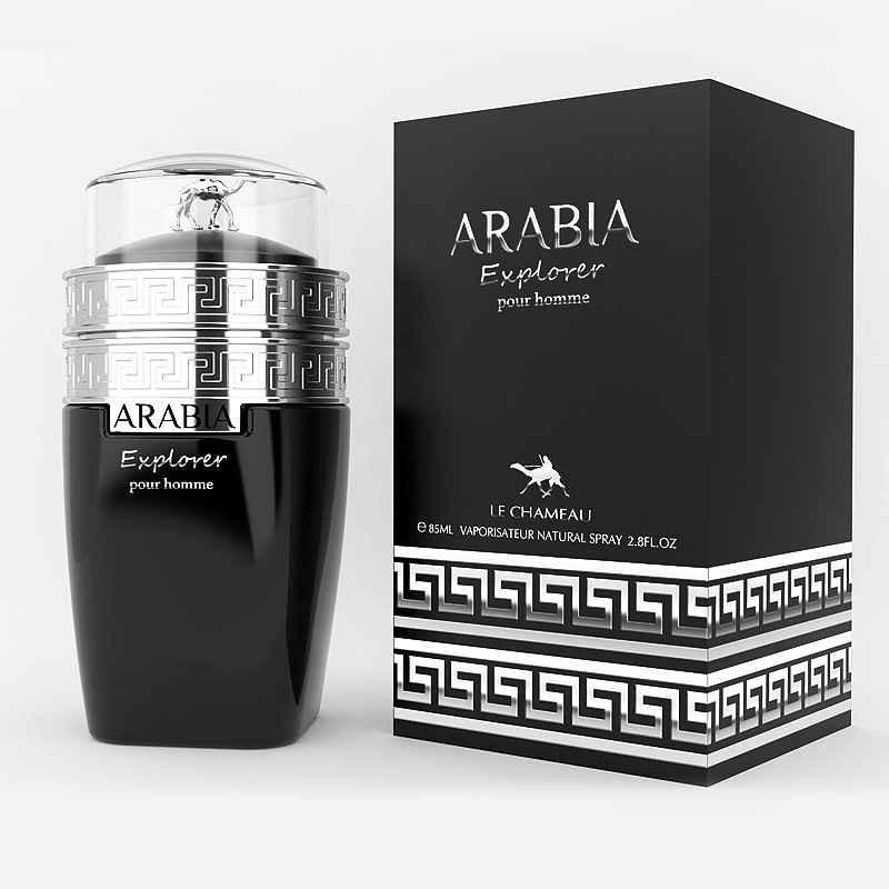 Parfum Arabesc Arabia Explorer barbatesc 85ml