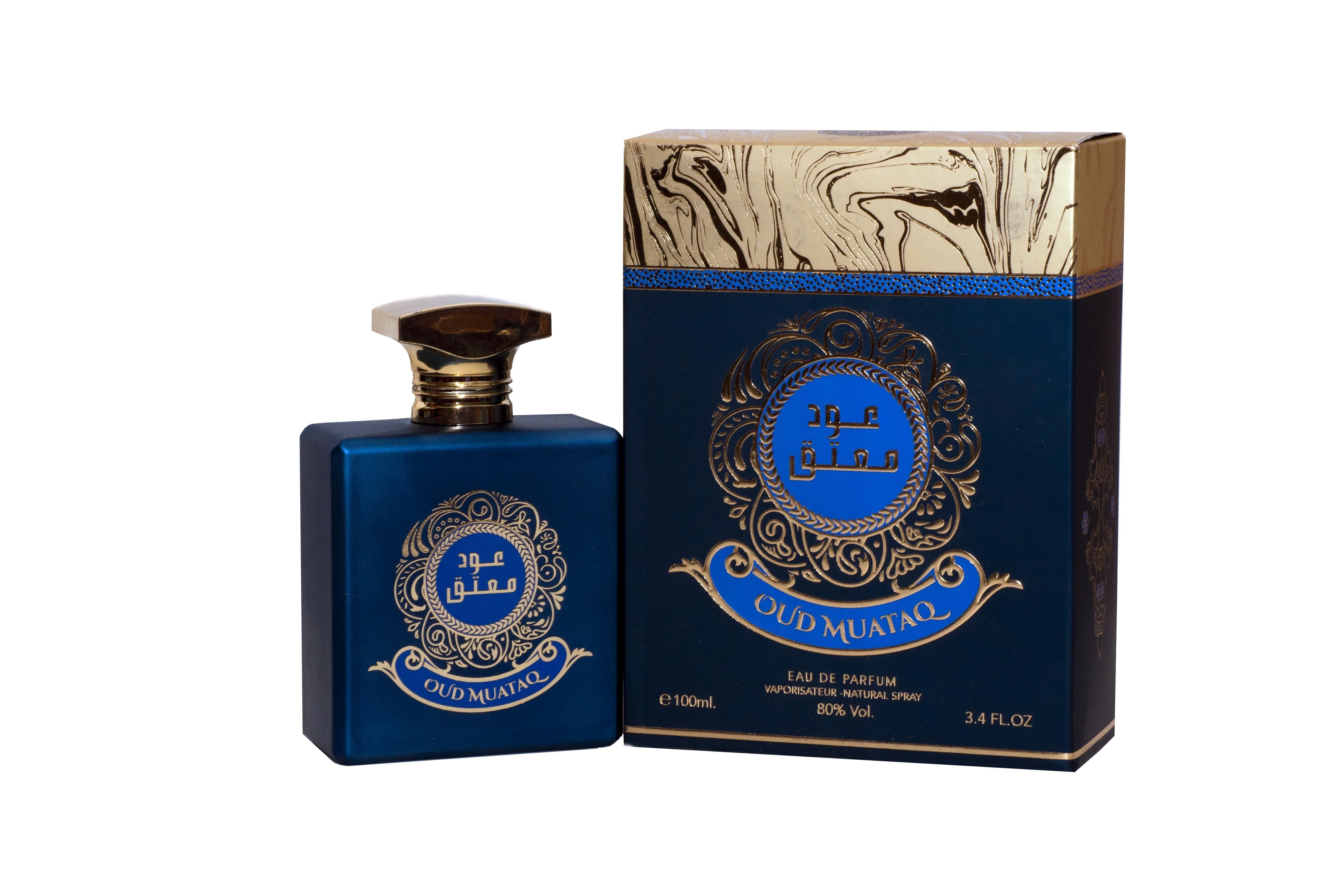 Parfum Arabesc Oud Muataq Barbatesc 100ml